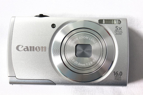 camara canon powershot a2600 incluye memoria sd 16gb