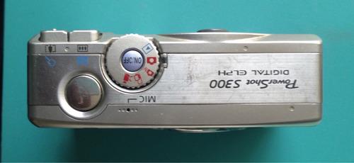 cámara canon powershot de 2 megapixeles para reparar