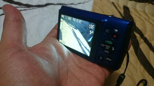 cámara canon powershot elph 150