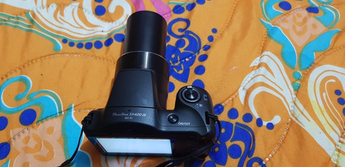 camara canon powershot sx420 is