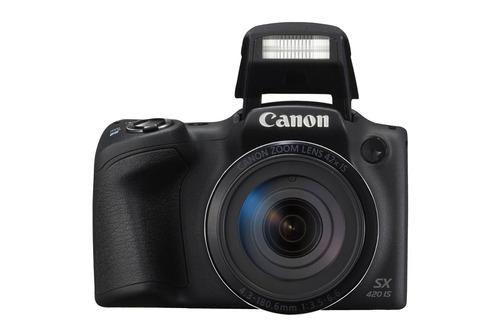 camara canon powershot sx420 negra+ tripode