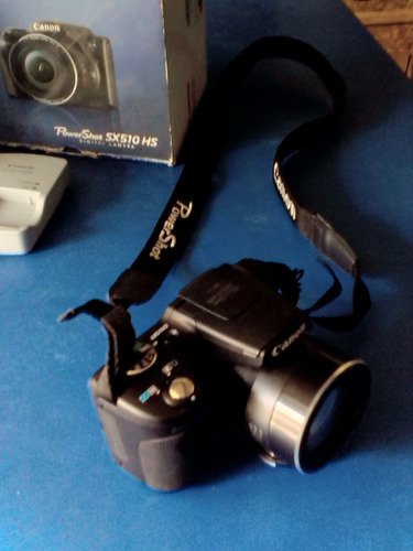 camara canon powershot sx510 hs