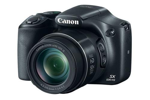 camara canon powershot sx530 hs 16.0 megapixel