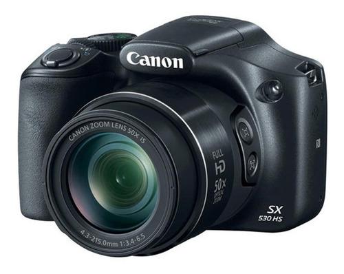 cámara canon powershot sx530 hs 50x wifi