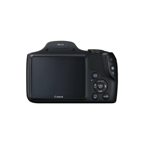 cámara canon powershot sx530 hs, 50x zoom, video full hd