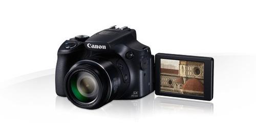 cámara canon powershot sx60hs 65x zoom wifi gtia+env gratis