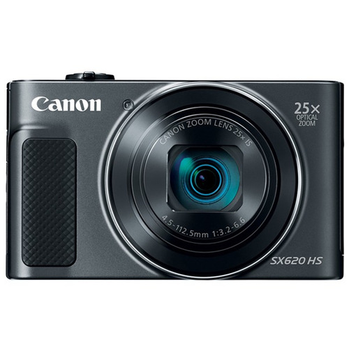 cámara canon powershot sx620 hs 20.1mp wifi nfc sd gb negro