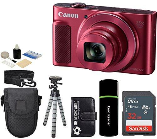 cámara canon powershot sx620 hs 20.2mp cámara digital...
