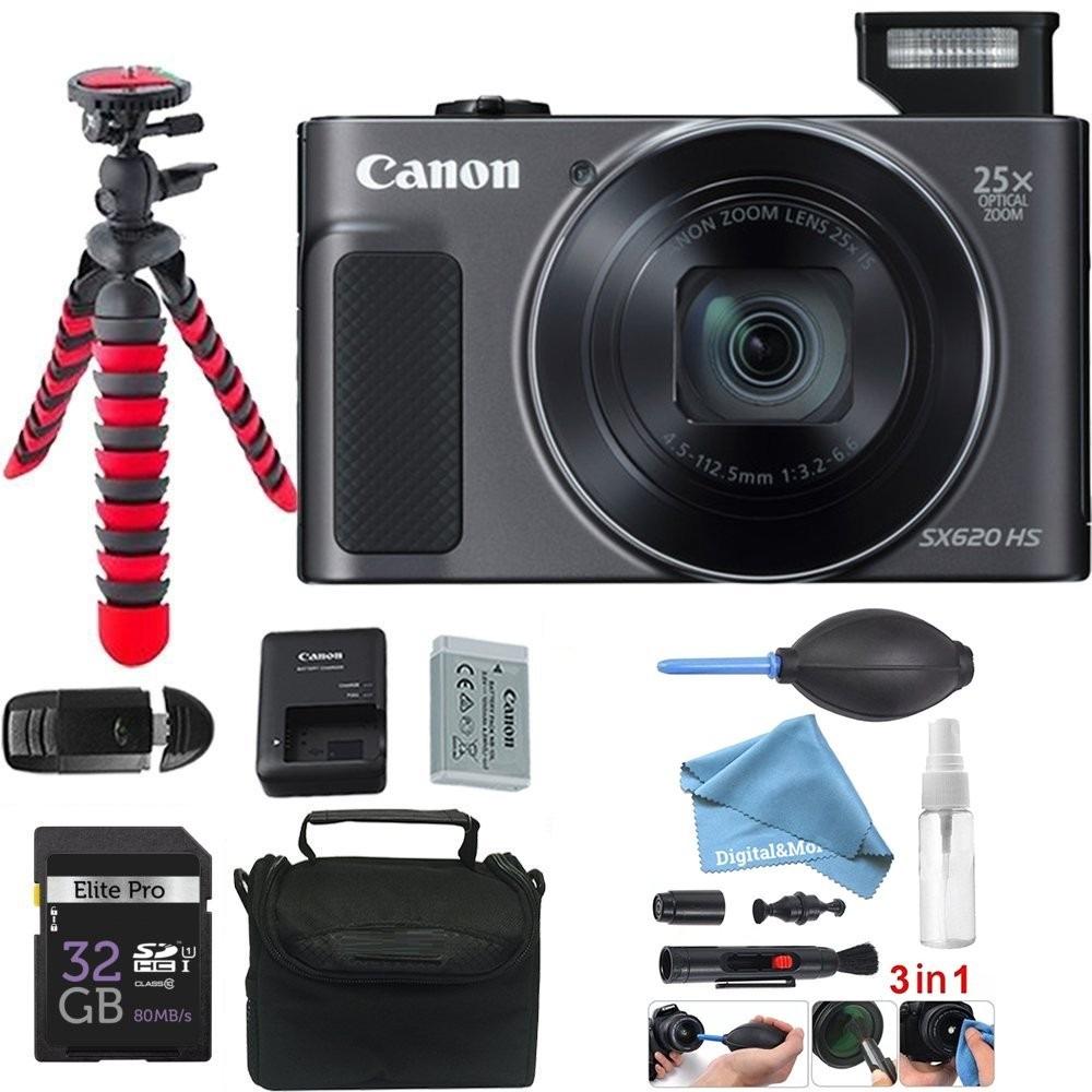 Jual Murah Canon Power Shot Sx 620 Black Termurah 2018 Powershot Sx620 Hs Paket Camara Digital Camera D 60 1339 Cargando