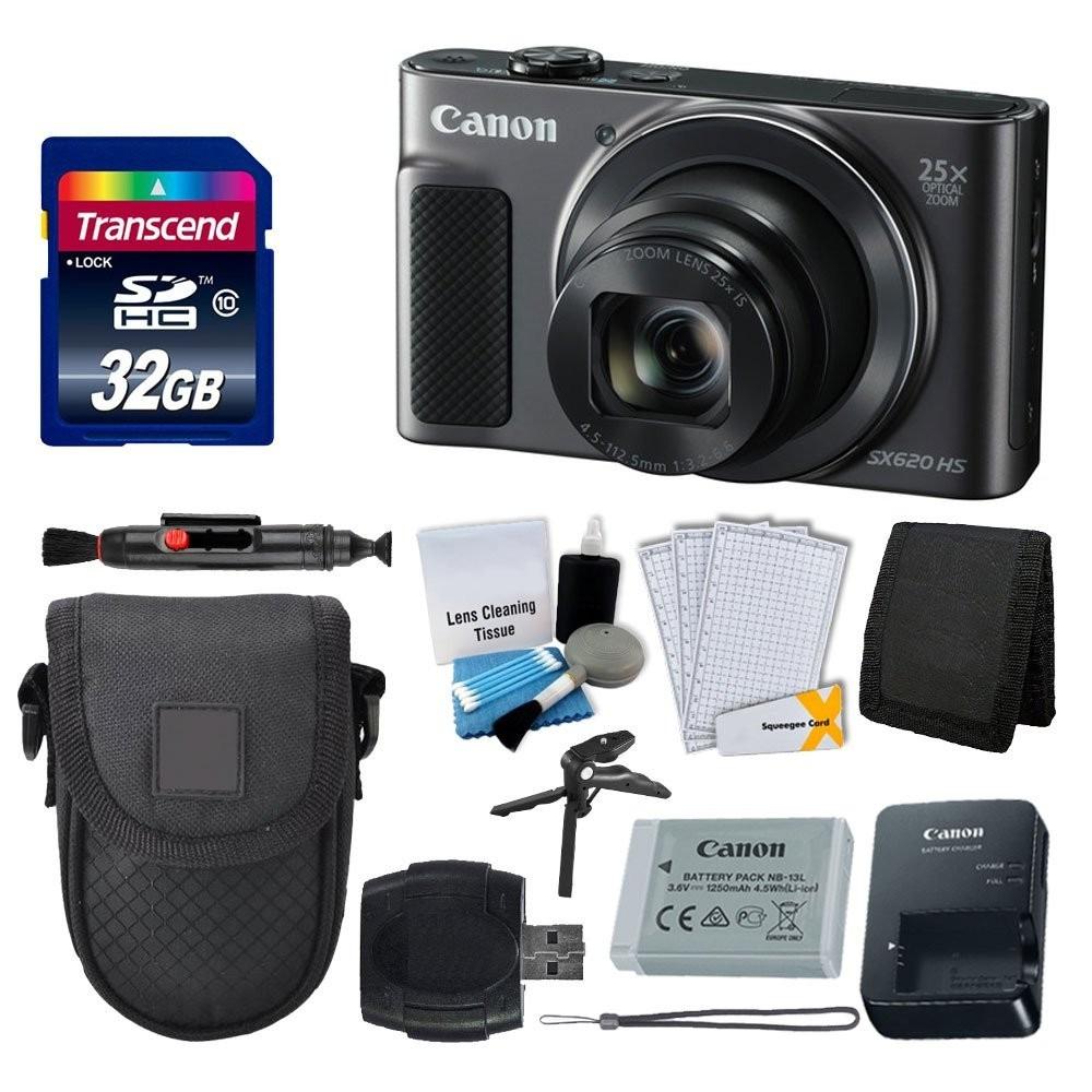 Jual Murah Canon Power Shot Sx 620 Black Termurah 2018 Powershot Sx620 Hs Paket Camara Digital Camera T 57 1315 Cargando