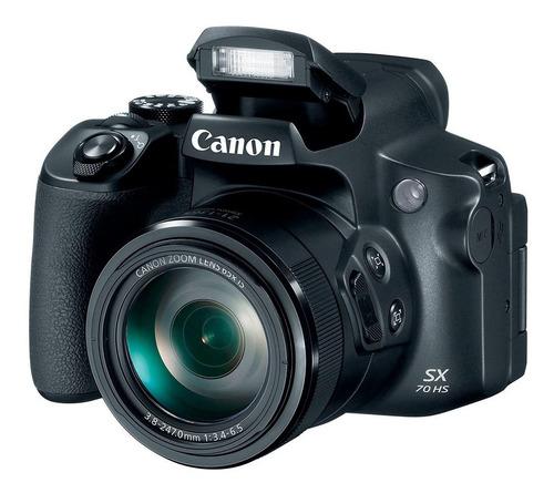 cámara canon powershot sx70  zoom 65x 4k wifi
