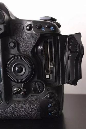 cámara canon profesional 1d mark iv alta gama + lente 50mm