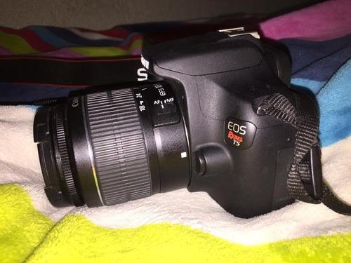 cámara canon rebel t5