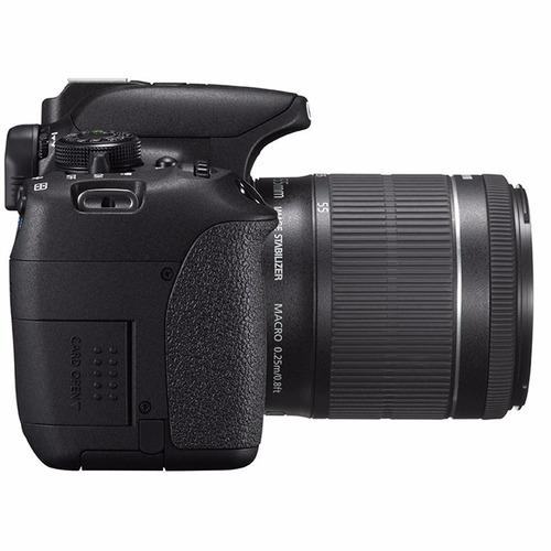 cámara canon rebel t5i lente 18-55is obsequio estuche