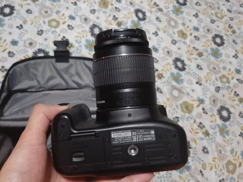 camara canon rebel t6
