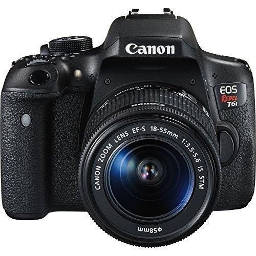 cámara canon réflex