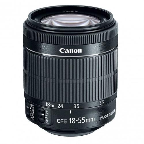 camara canon reflex rebel t6 kit + tripie + memoria