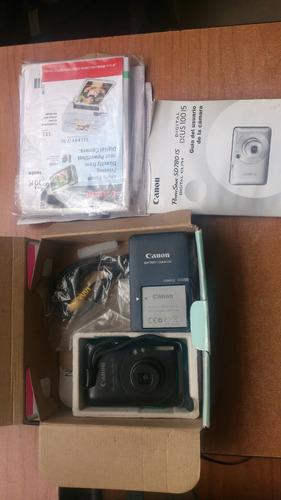 cámara canon sd780is para repuestos