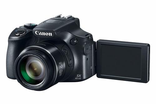 cámara canon semiprofesional