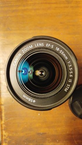 cámara canon sl1