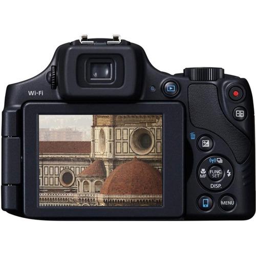 cámara canon sx 60hs  zoom 65x wifi full hd.