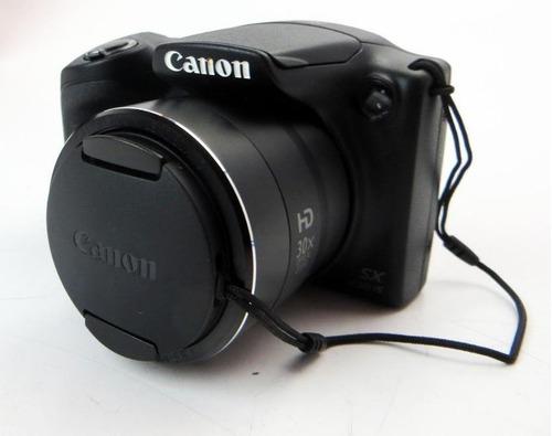 camara canon sx400 semiprofesional 16 mpx 60x + regalo hoy!!