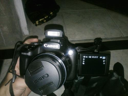 camara canon sx50hs