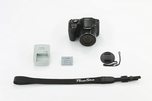 camara canon sx530 hs wifi 50x