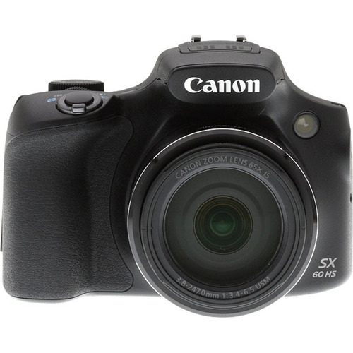 cámara canon sx60  zoom 65x wifi full hd