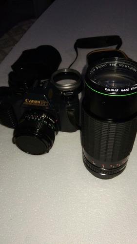 cámara canon t50. excelentes condiciones