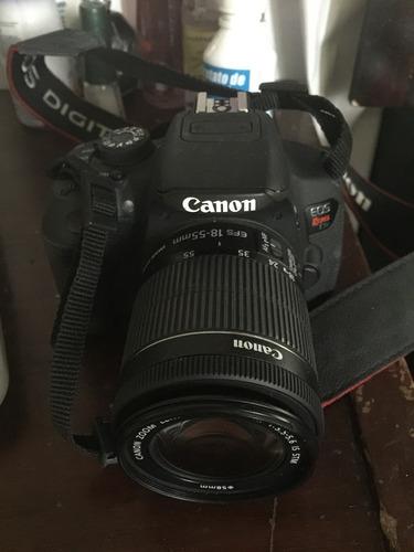 cámara canon. t5i rebel