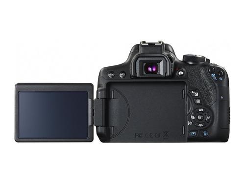 cámara canon t6i (body only) entrega inmediata