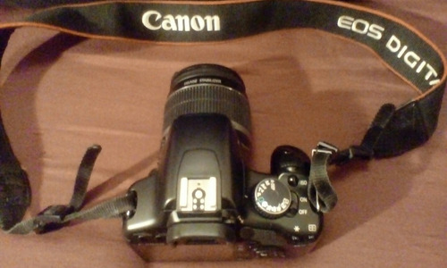 camara canon xsi reflex profesional
