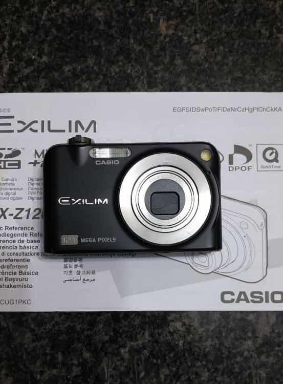 CASIO EXILIM EX-Z1200 64BIT DRIVER