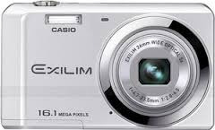 camara casio exilim + 16.1 mpx + zoom 6x + video hd + new