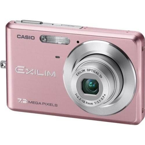 cámara casio exilim ex z77 7.2mp digital 3x anti shake