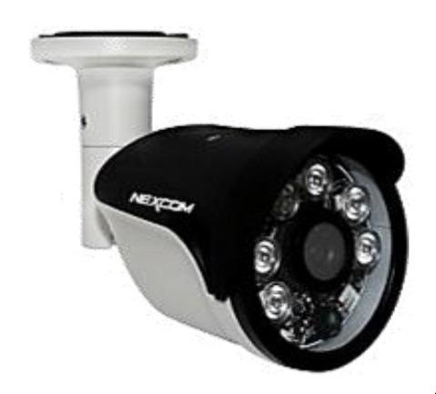 cámara cctv bullet ahd 2mp mod. nex-2-0-1 nexcom