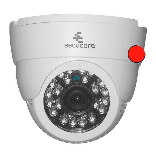 camara cctv seguridad domo vigilancia ahd video 1 mp 720p ms