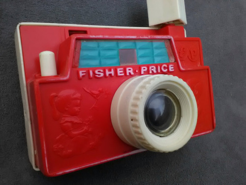 camara classic frisher price picture disk