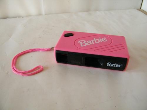 camara coleccionable de royo barbie (1990)