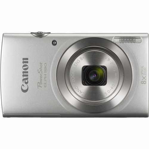 cámara compacta canon powershot elph 180 | envío gratis