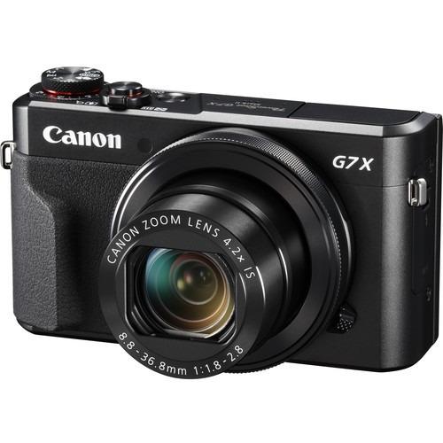 cámara compacta canon powershot g7 x mark ii | envío gratis