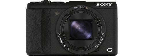 cámara compacta hx60v con zoom óptico de 30x