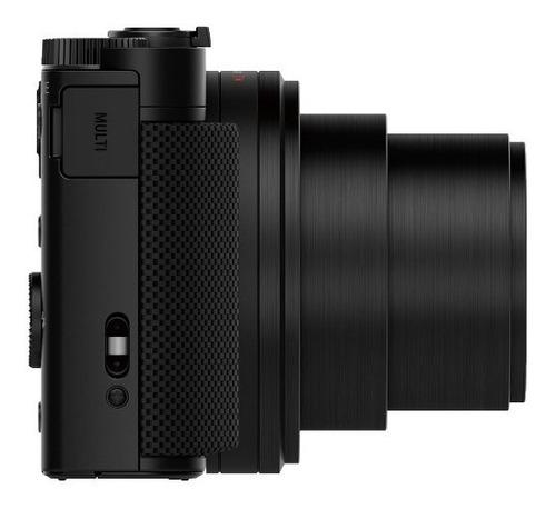 cámara compacta hx80 con zoom óptico de 30x