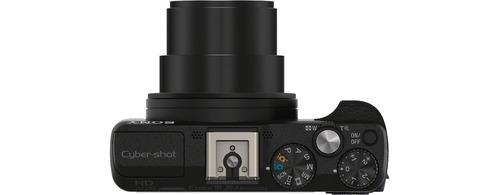 cámara compacta sony de 20.4mp y hi-zoom 30x - dsc-hx60v