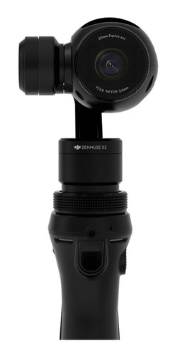 cámara con estabilizador dji osmo refurbished certified