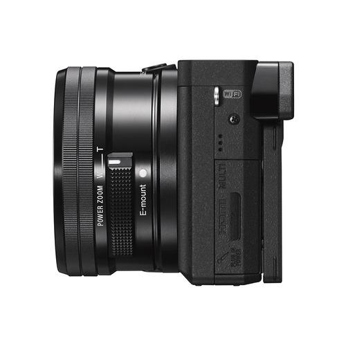 cámara con montura e y sensor aps-c a6300
