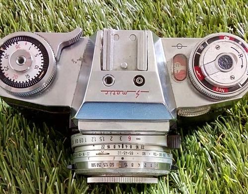 cámara contaflex zeiss ikon