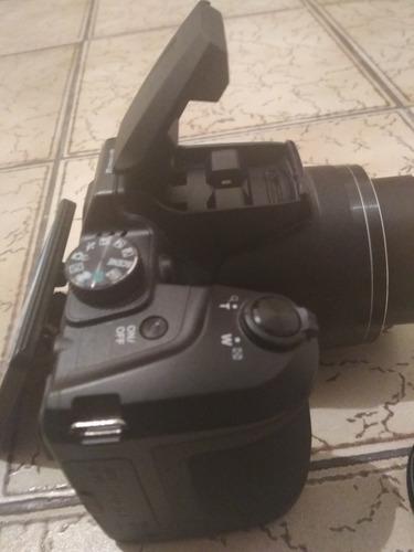camara coolpix b500 nueva 2 meses de comprada.permuto