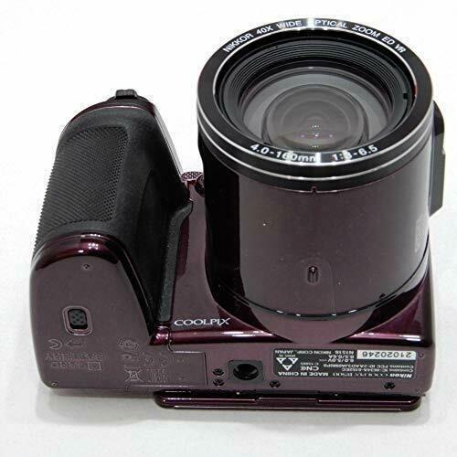 camara coolpix b500 usada